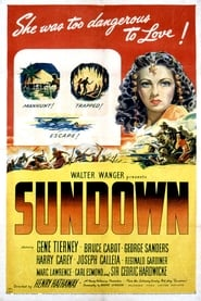 Affiche de Film Sundown