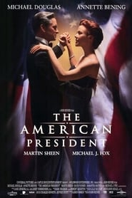 Poster for The American President