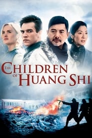 Poster The Children of Huang Shi 2008