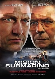 Misión Submarino – Hunter Killer