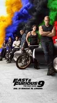 Poster Fast & Furious 9 - The Fast Saga 2021