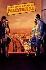 Poster Once Upon a Time in Mumbaai 2010