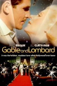 Film Gable and Lombard 1976 Norsk Tale
