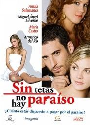 Poster Sin Tetas No Hay Paraíso 2009