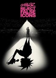 Poster Gorillaz: Reject False Icons 2019