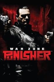 Poster Punisher: War Zone 2008