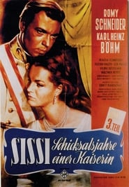 Poster Sissi: The Fateful Years of an Empress 1957
