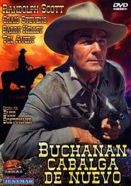 Buchanan cabalga de nuevo (1958) | Buchanan Rides Alone