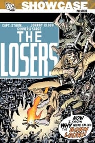 DC Showcase: The Losers (2021)