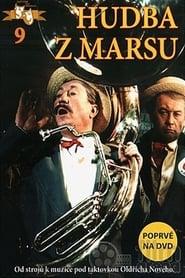 Affiche de Film Hudba z Marsu