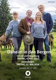 Poster Daheim in den Bergen 2019