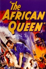 DVD cover image for The African Queen