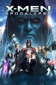 X-men Apokalipsa / X-Men: Apocalypse (2016)