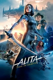 Alita: Battle Angel 1080p Latino Por Mega