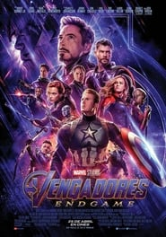 Vengadores: End game