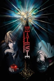 Poster Death Note 2007