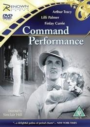 Command Performance (1937)