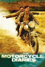 Poster The Motorcycle Diaries 2004