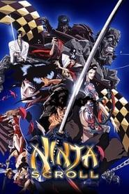 Poster Ninja Scroll 1993