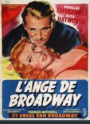 L'Ange de Broadway 1940