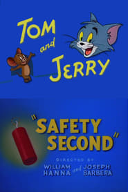Tom et Jerry au feu d'artifice