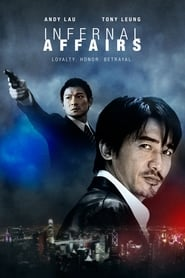 Poster for Infernal Affairs
