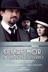 Poster Cesare Mori - Il prefetto di ferro 2012