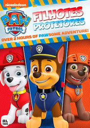 Poster Paw Patrol: Big Screen Tails 2017