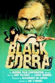 Poster Black Cobra 1976