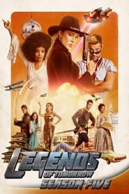 DC's Legends of Tomorrow: Temporada 5