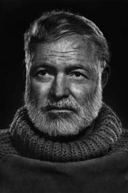 Ernest Hemingway Headshot