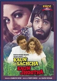 Kaun Sachcha Kaun Jhootha 1997 Hindi Movie AMZN WebRip 300mb 480p 1GB 720p 3GB 8GB 1080p