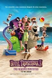 Hotel Transylvania 3: Monstruos de vacaciones 2018 [Latino] [HD]