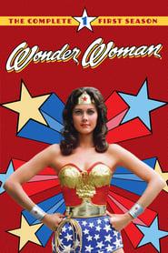 Wonder Woman - Season 1 (1975) poster