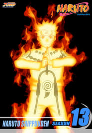 Naruto Shippūden - Season 1 Episode 10 : Sealing Jutsu: Nine Phantom Dragons Season 13