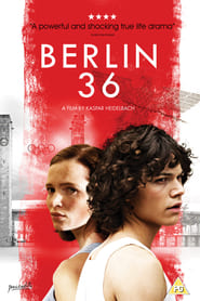 DVD cover image for Berlin 36