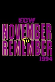 ECW November To Remember 1994