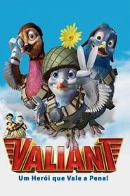 Valiant – Um Herói que Vale a Pena Torrent (2005)