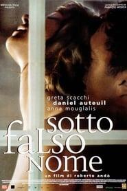 Under a False Name (2004)
