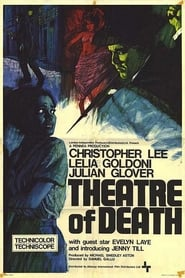 Film Theatre of Death 1967 Norsk Tale