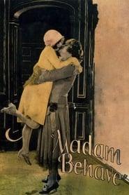 Madame Behave 1925