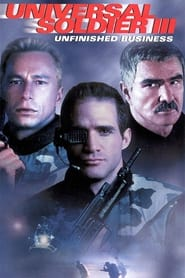 Universal Soldier III: Unfinished Business (1998)