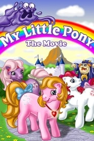 Poster My Little Pony: The Movie 1986