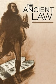 Poster The Ancient Law 1923