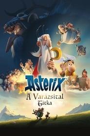 Asterix: A varázsital titka poszter