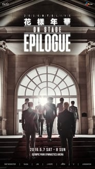"""2016 BTS LIVE """"The Most Beautiful Moment in Life On Stage: Epilogue"""