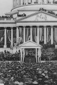 President McKinley Taking the Oath