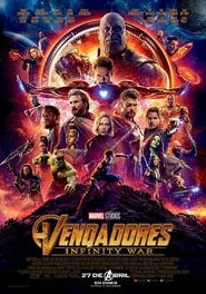 Avengers Infinity War Película DVDrip Latino