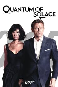James Bond: Quantum Of Solace (2008) Full HD 1080p Latino