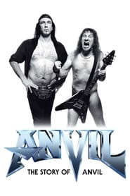 Poster Anvil! The Story of Anvil 2008